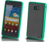 hybrid case for samsung s7270 s7275 galaxy ace 3 green photo