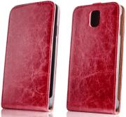 leather case exclusive samsung s6 g920 red photo