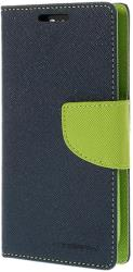 mercury fancy diary case for samsung g530 grand prime navy lime photo