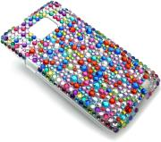 sandberg bling cover samsung s ii colormix photo