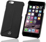 case mercedes hard mehcp6pebk for apple iphone 6 6s black photo