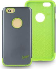 beeyo synergy case for apple iphone 5 5s grey green photo