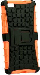 forcell panzer case for samsung galaxy core prime g360 orange photo