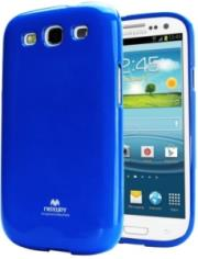 mercury jelly case for samsung i9300 s3 blue photo