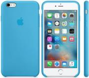 apple mkxp2 silicone case for iphone 6 plus 6s plus blue photo