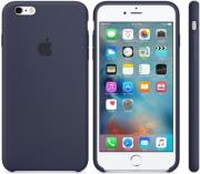 apple mkxl2 silicone case for iphone 6 plus 6s plus midnight blue photo