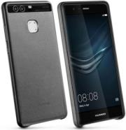 huawei leather protective case p9 black photo