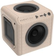 allocacoc audiocube portable wood edition photo