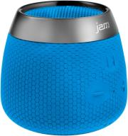 hmdx jam replay wireless bluetooth speaker blue photo