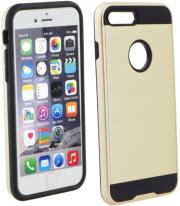 forcell panzer moto case for apple iphone 7 plus 55 gold photo