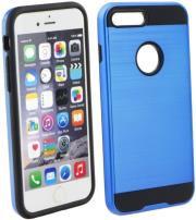 forcell panzer moto case for apple iphone 7 plus 55 blue photo