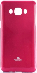 mercury jelly case for samsung j5 510 2016 hot pink photo
