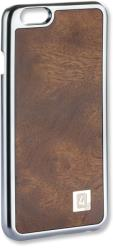 4smarts modena clip burl wood for iphone 6 6s brown photo