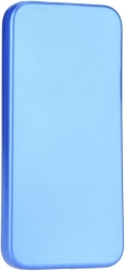 jelly case flash mat for huawei honor 5c honor 7 lite blue photo