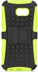 forcell panzer case samsung galaxy a3 2017 green photo