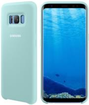 samsung silicone cover ef pg950tl for galaxy s8 blue photo