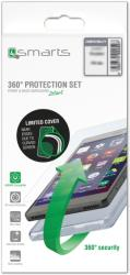 4smarts 360 protection set limited cover for huawei p9 lite 2017 clear photo
