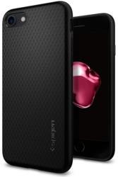 spigen liquid air armor back cover case for apple iphone 7 8 black photo