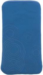 esperanza ema105b m pouch case medium blue photo
