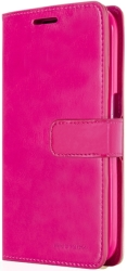 MERCURY GOOSPERY MANSOOR DIARY FLIP CASE APPLE IPHONE 7 HOT PINK