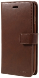 MERCURY GOOSPERY MANSOOR DIARY FLIP CASE SAMSUNG GALAXY S8 PLUS G955 BROWN