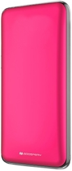 MERCURY GOOSPERY HIDDEN CARD BACK COVER CASE SAMSUNG S7 EDGE G935 HOT PINK