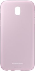 SAMSUNG JELLY COVER FOR GALAXY J5 (2017) PINK EF-AJ530TPEGWW