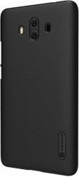 NILLKIN SUPER FROSTED SHIELD BACK COVER CASE FOR HUAWEI MATE 10 BLACK
