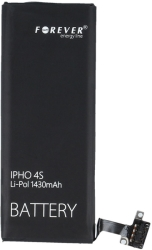 forever battery for apple iphone 4s 1430mah li ion photo