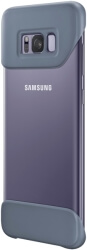 samsung 2piece cover ef mg955ce for galaxy s8 purple photo