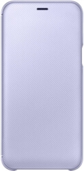 samsung flip wallet ef wa600cv for galaxy a6 2018 violet photo