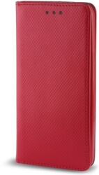 smart magnet flip case for huawei p20 lite red photo