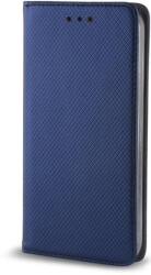 smart magnet flip case for huawei p20 navy blue photo