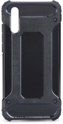forcell armor back cover case for huawei p20 black photo