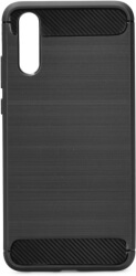 forcell carbon back cover case for huawei p20 pro black photo
