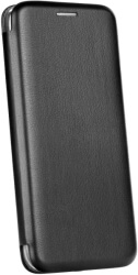 forcell elegance book flip case for huawei p20 lite black photo