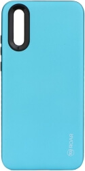 roar rico armor back cover case for huawei p20 light blue photo
