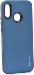 roar rico armor back cover case for huawei p20 lite navy photo