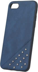 beeyo brads back cover case type1 for huawei p8 lite navy blue photo
