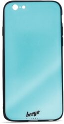 beeyo glass back cover case for apple iphone 7 iphone 8 blue photo