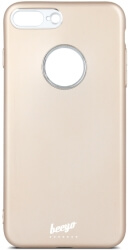 beeyo soft back cover case for huawei y6 2017 y5 2017 y5iii gold photo