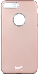 beeyo soft back cover case for samsung s9 g960 rose gold photo