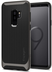 spigen neo hybrid back cover case for samsung galaxy s9 plus gunmetal photo