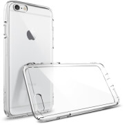 spigen ultra hybrid clear back cover case for apple iphone 6 6s transparent photo