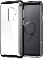 spigen neo hybrid crystal back cover case for samsung galaxy s9 plus midnight black photo