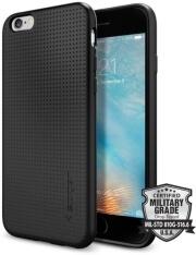 spigen liquid air back cover case for apple iphone 6 6s 47 black photo