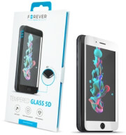 FOREVER 5D TEMPERED GLASS FOR IPHONE 7 PLUS / IPHONE 8 PLUS WHITE