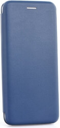 FORCELL ELEGANCE BOOK FLIP CASE FOR SAMSUNG GALAXY S9 PLUS BLUE
