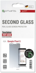 4smarts second glass limited cover for google pixel 3 photo
