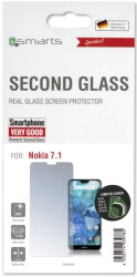 4smarts second glass limited cover for nokia 71 photo